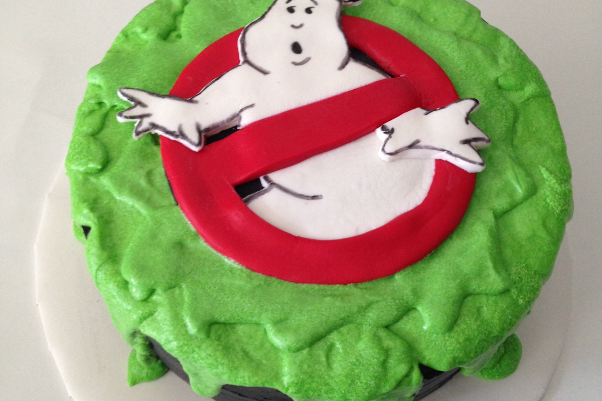 happy birthday ryan: who you gonna call?