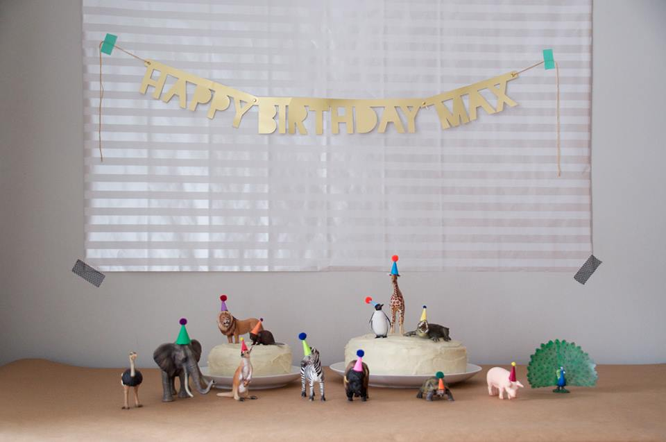 max turns 1: animals on parade