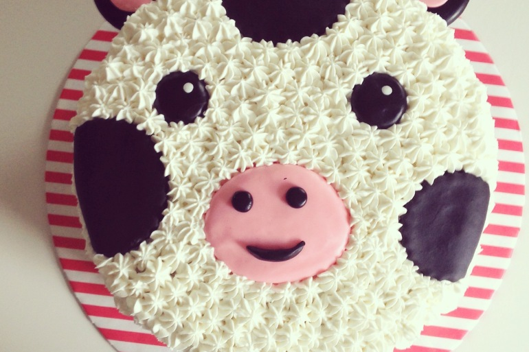 cow cake 1