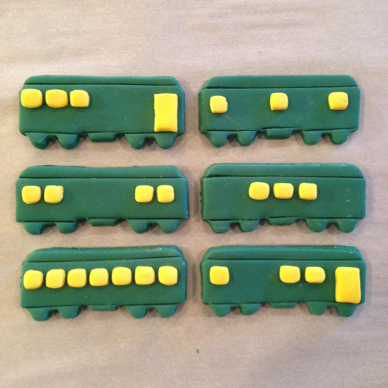 darjeeling limites/wes anderson fondant trains