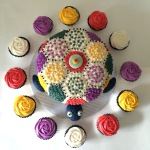happy birthday memo: oaxacan wood carving turtle cake